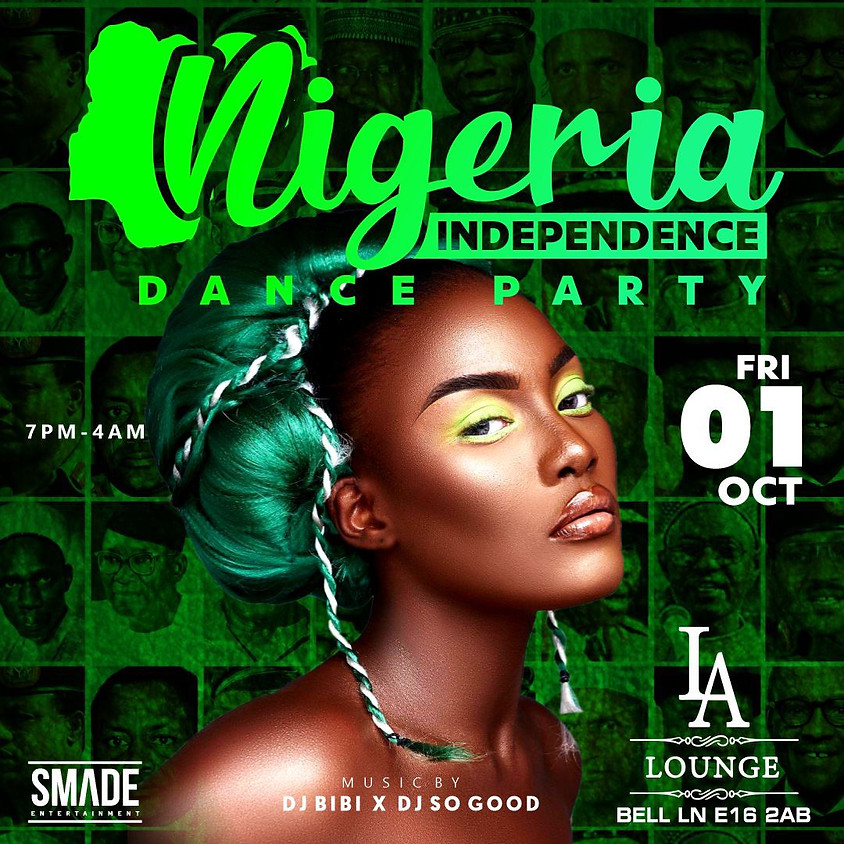 Nigeria Independence Dance Party