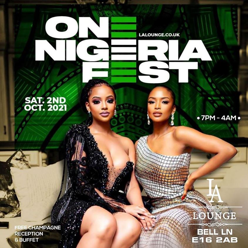 One Nigeria Fest