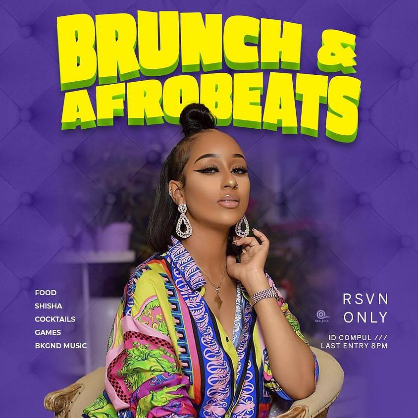 Brunch & Afrobeats