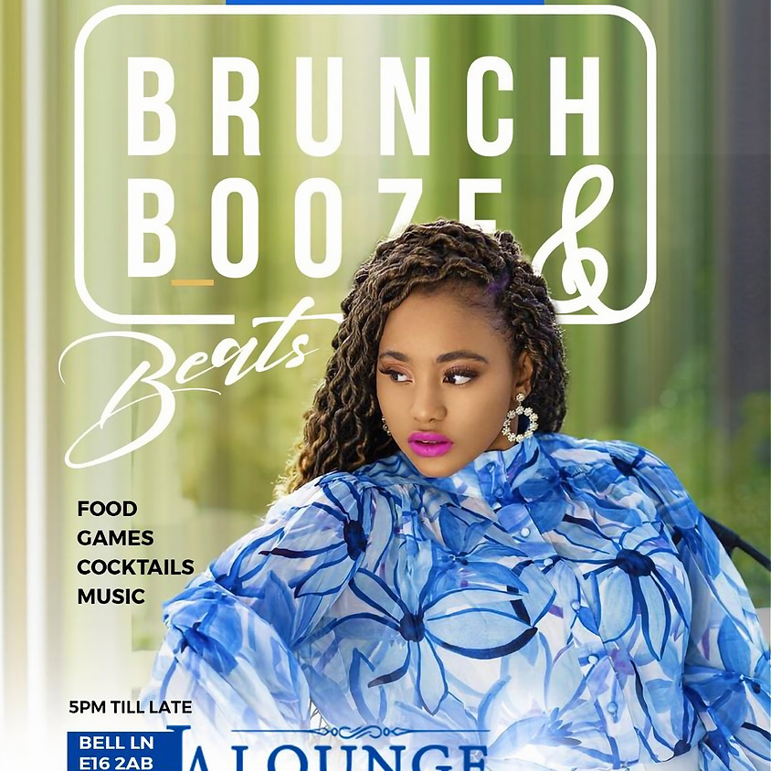 Brunch, Booze and Beats