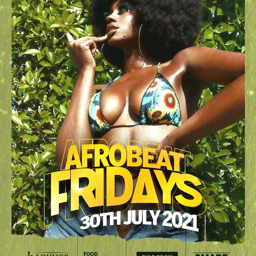 Afrobeats Fridays