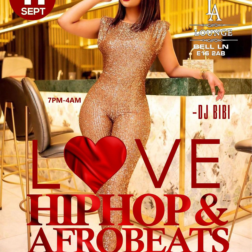 LOVE HIPHOP AND AFROBEATS