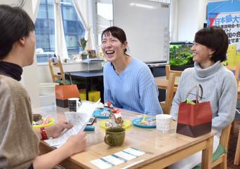 YONEX 佐藤冴香選手・鈴木温子選手インタビュー