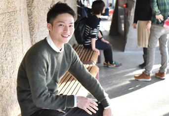 日立情報通信エンジニアリング 丸尾亮太郎選手インタビュー