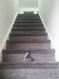grey wood_carpet stairs