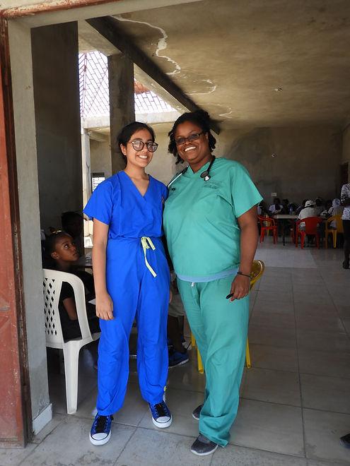 Dr Pascale Ferdinand & Avni