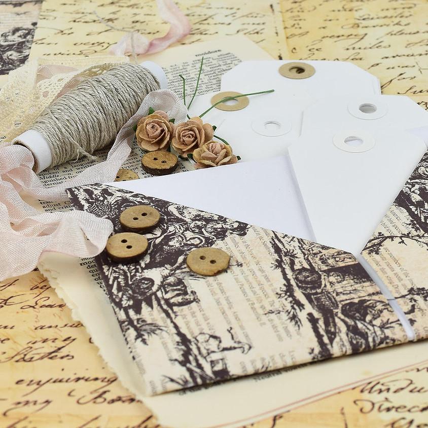 Papercraft with Jennie Atkinson