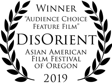 ALTERNATIVE FACTS Wins DisOrient Audience Choice Award