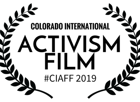 ALTERNATIVE FACTS Receives Two Awards From Colorado Activism Film Festival