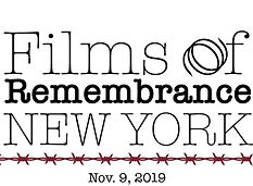 Films of Remembrance New York logo.FINAL