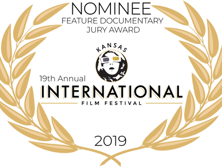 Kansas International Film Festival Nominates ALTERNATIVE FACTS For Grand Jury Award