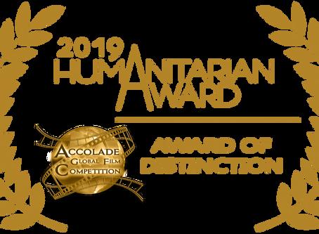 ALTERNATIVE FACTS Selected For Humanitarian Award