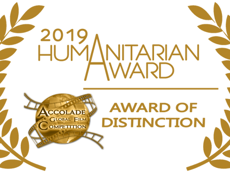 ALTERNATIVE FACTS Selected For Humanitarian Award