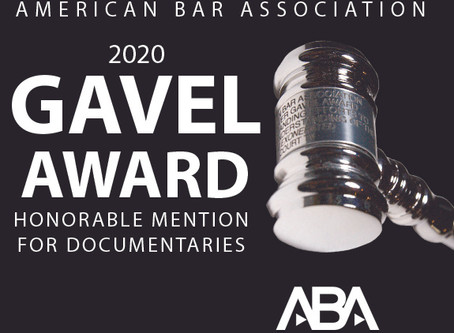 ALTERNATIVE FACTS Receives ABA Award
