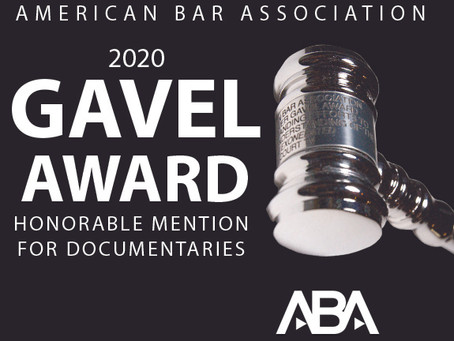 ALTERNATIVE FACTS Receives ABA Award
