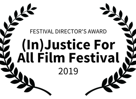 (In)Justice For All Film Festival Selects ALTERNATIVE FACTS for Festival Director's Award