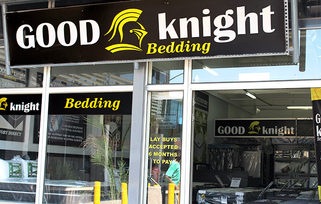 Good Knight Bedding
