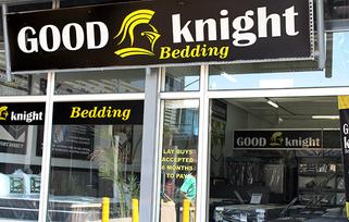 Good Knight Bedding