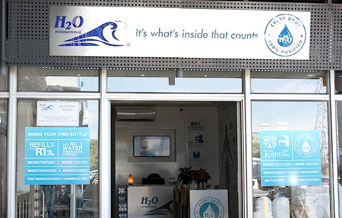 H2O INTERNATIONAL