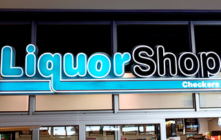 Liquor Shop Checkers