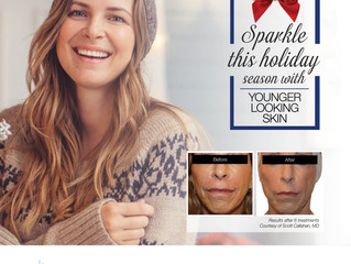 Radiant Skin Treatments Just In Time for the Holidays