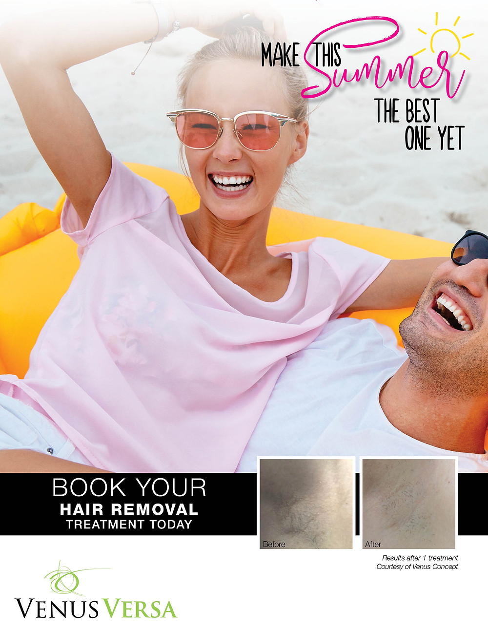 how does laser hair removal work dallas