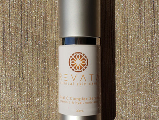 Reverse sun damage and protect skin with Total C Complex