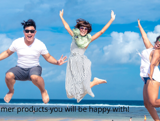 Summer Products Worth Buying!