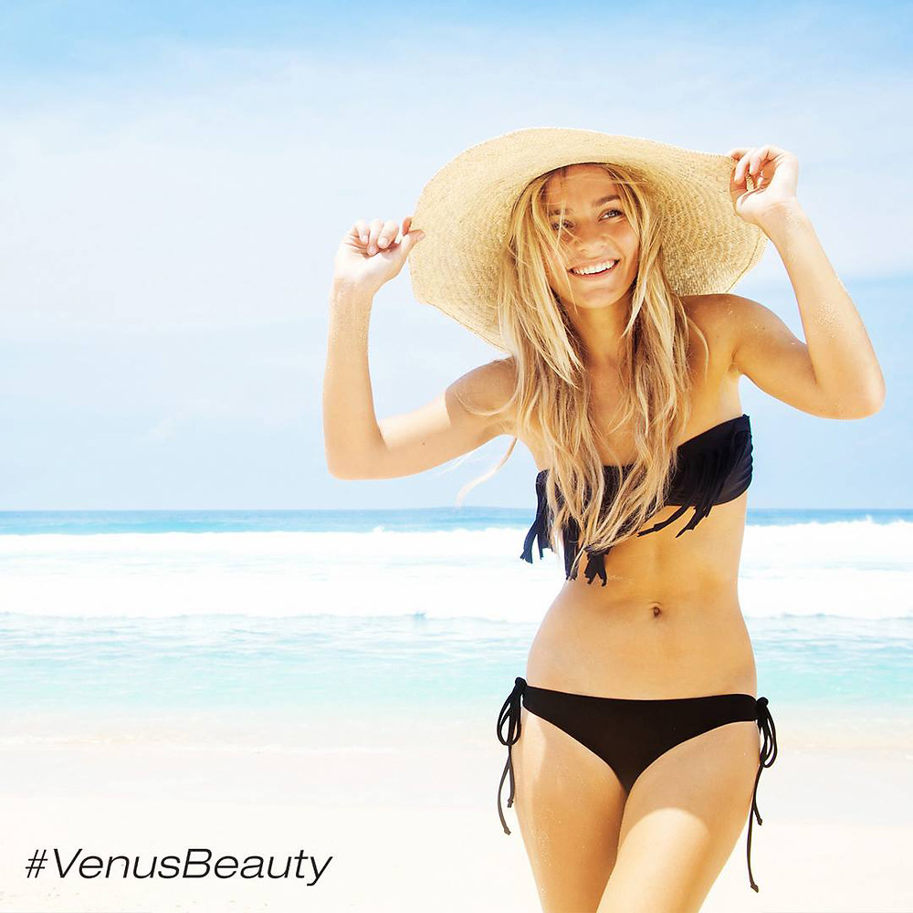 Venus image, summer body