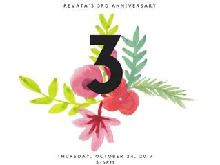 Revata's 3rd Anniversary Celebration