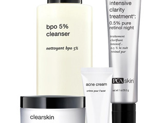 See Clearer Skin with PCA's Acne Control Regimen