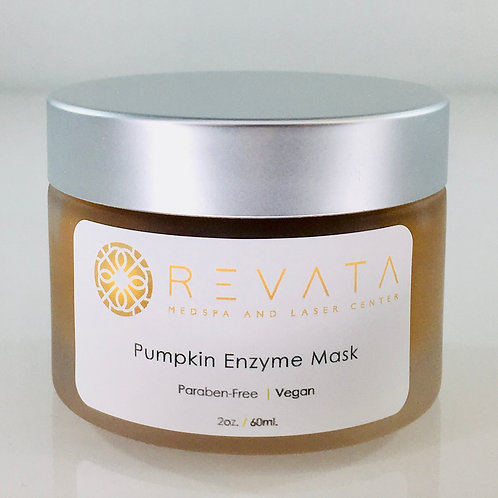 Pumpkin Enzyme Mask with 5% Glycolic