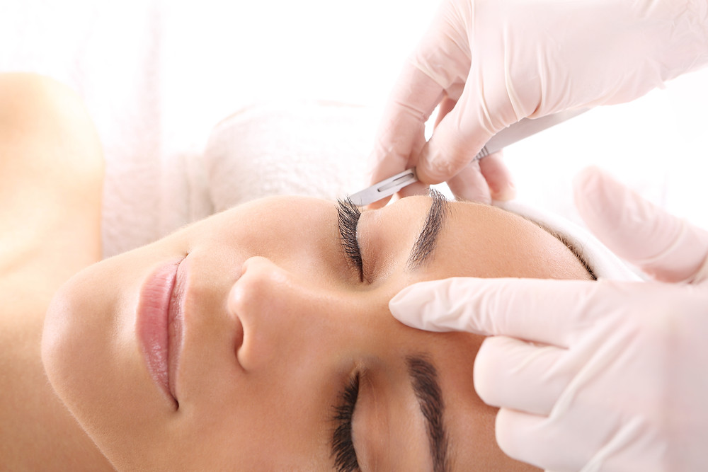 dermaplaning in dallas and southlake