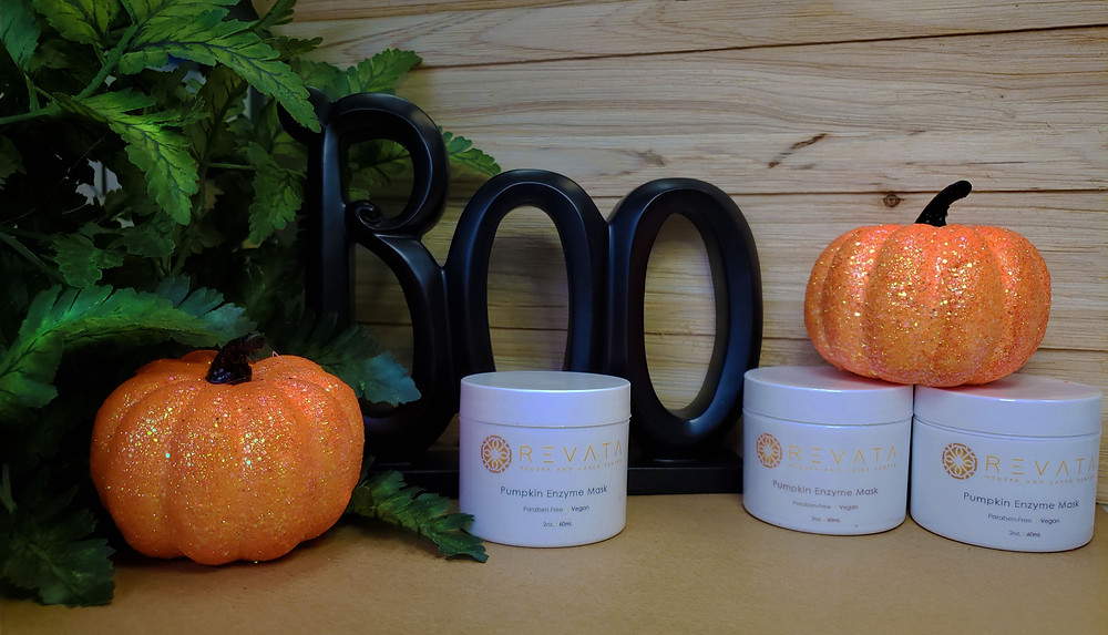 Pumpkin I Enzyme Mask