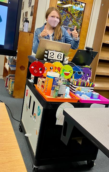 Congratulations, Ms. Owens!