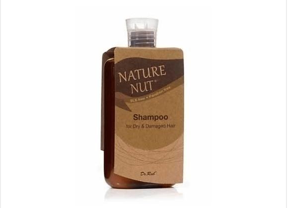HerbaDerm: Nature Nut Shampoo