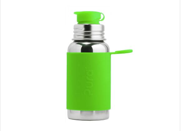 Pura: 18 oz. Bottle with Sleeve