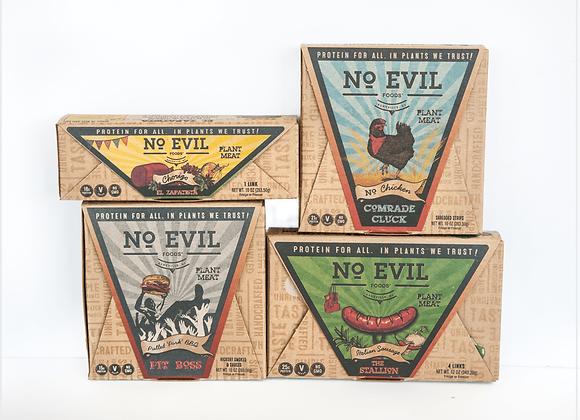 No Evil: Plant Meat