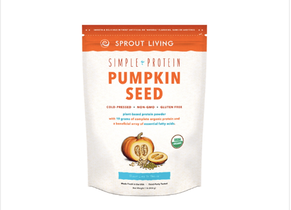 Sprout Living: Pumpkin Seed Protein Powder