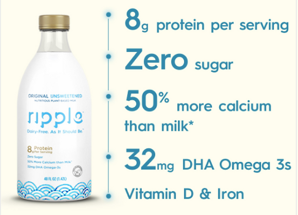 Ripple: Plant-based Milk