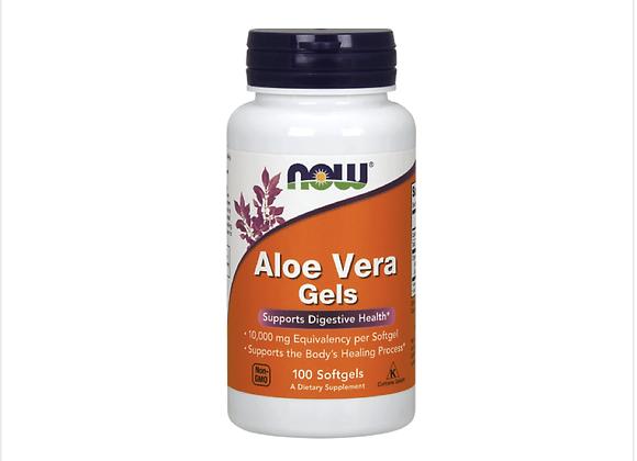 Now®: Aloe Vera 10,000 mg Softgels