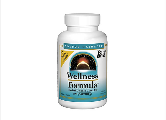 Source Naturals Wellness Formula