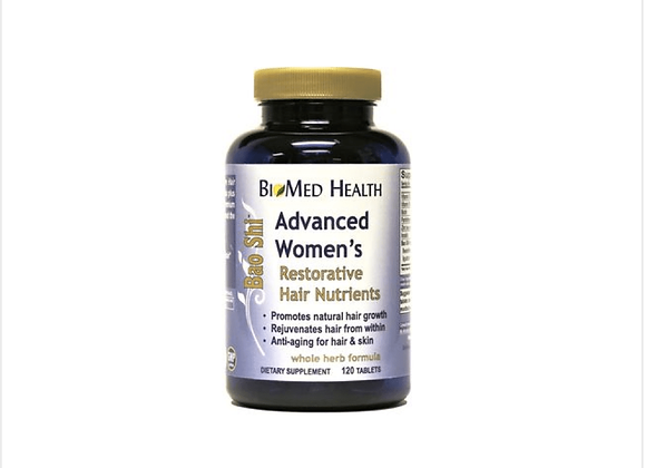 BioMed Health: Advanced Women's Restorative Hair Nutrients