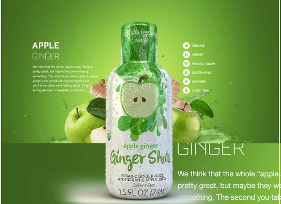 Ginger Shot Drinks