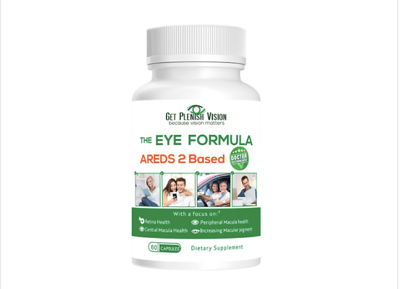 Get Plenish Vision: The Eye Formula