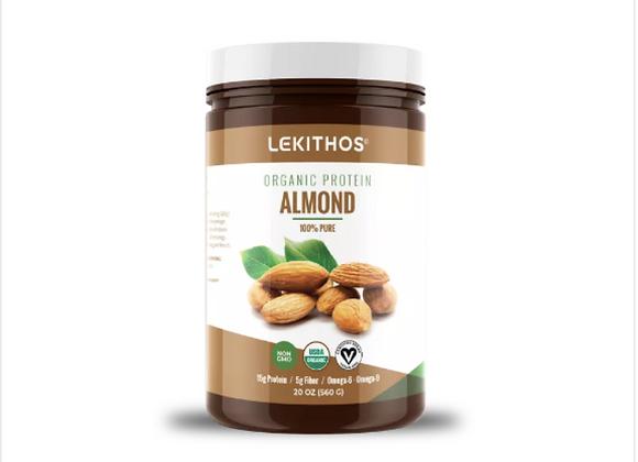 Lekithos: Organic Almond Protein