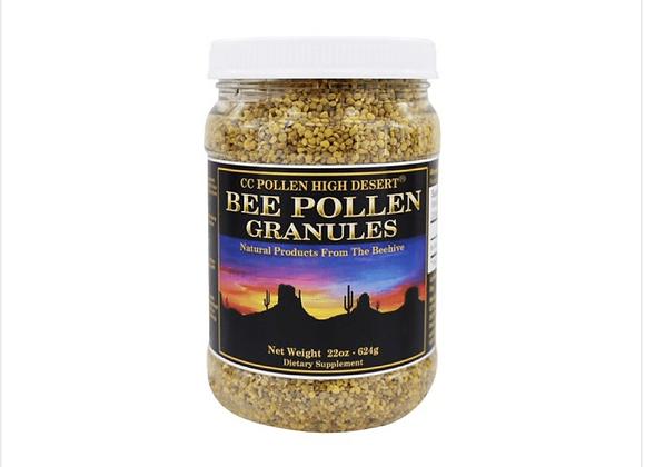 CC Pollen Co: High Desert Bee Pollen Granules