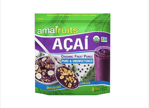 amafruits: Açaí Pure & Unsweetened