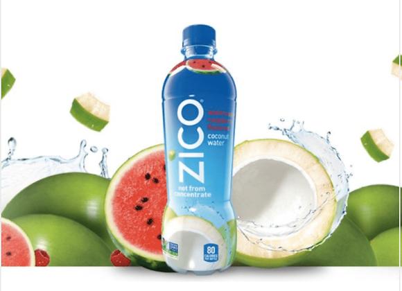 Zico: Watermelon Raspberry Flavored Coconut