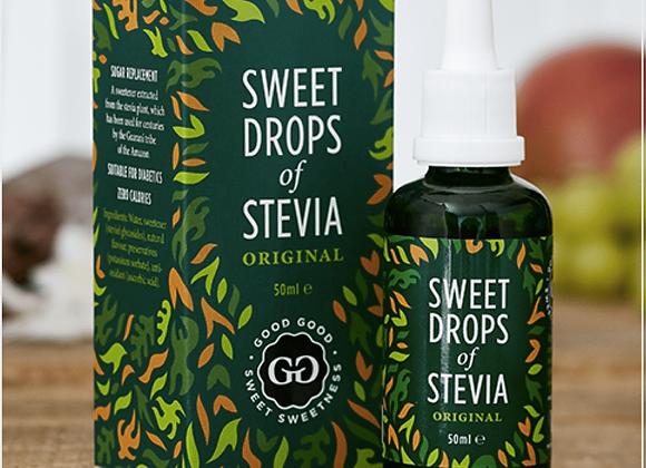Good Good Sweeteners: Sweet Drops of Stevia